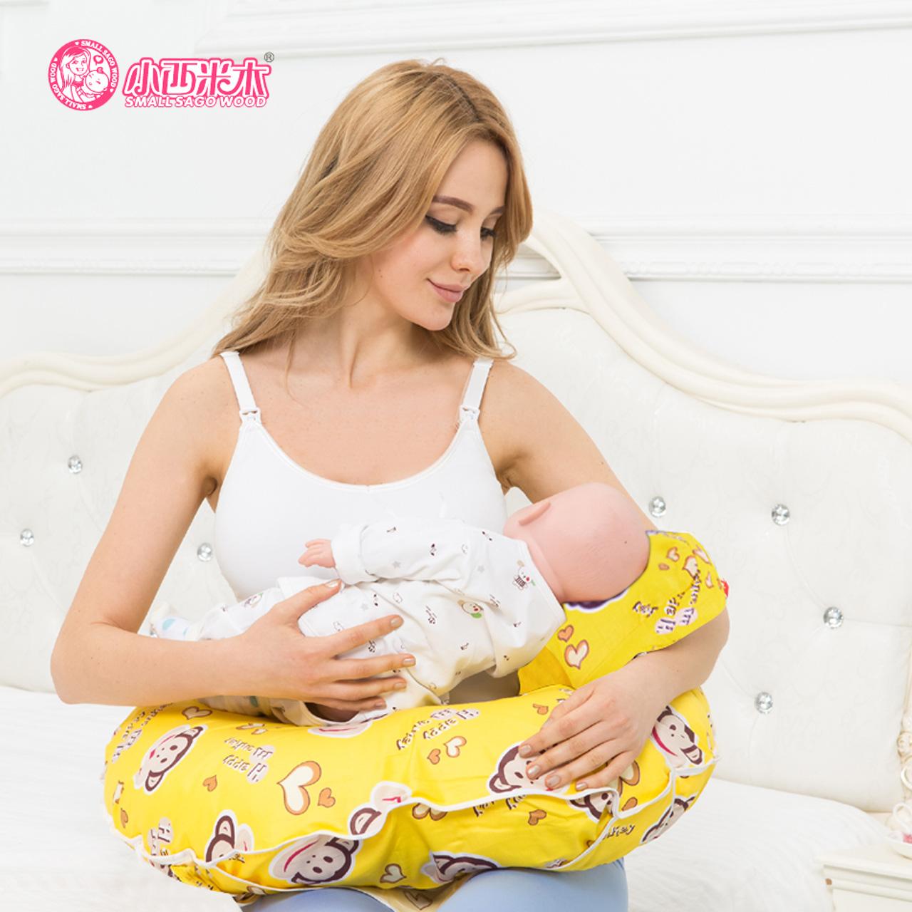 哺乳枕喂奶枕多功能喂奶神器