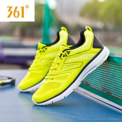 正品361度休闲鞋网面透气跑步鞋运动鞋