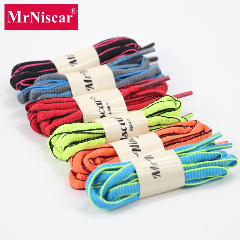 MrNiscar 鞋带 彩色鞋带 帆布鞋 运动鞋休闲鞋板鞋带 半圆鞋带