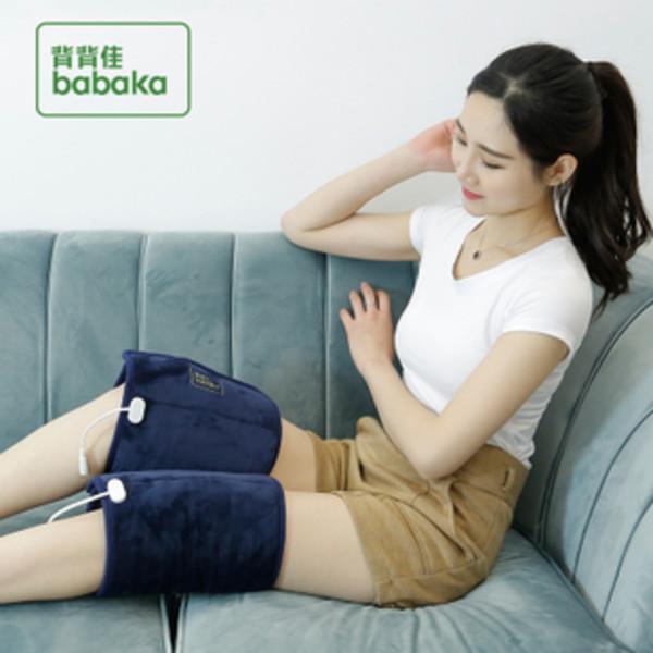背背佳护膝保暖老寒腿关节男女电加热膝盖热敷理疗家用热敷袋盐包