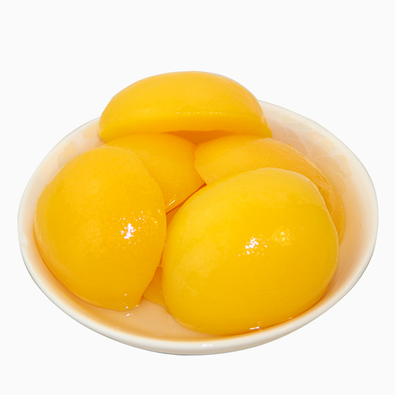 【亚太】新鲜黄桃水果罐头425g*5,券后17.90元包邮